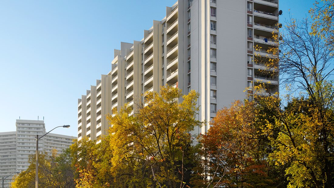 Rideau Towers photogallery 1