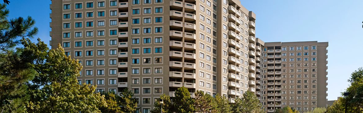 Apartments in Mississauga - The Valleywoods
