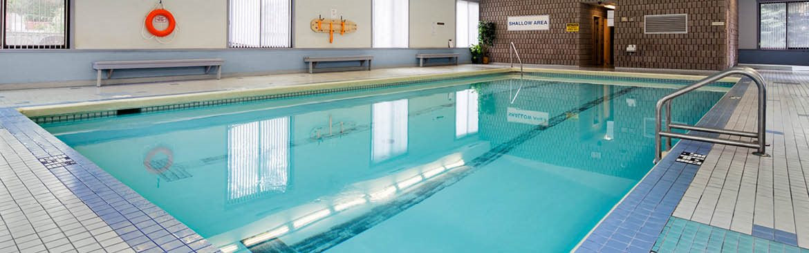 Margaret place apartments in kitchener for Pool design kitchener