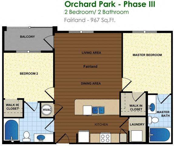 Fairland (2/2) Floor Plan 14