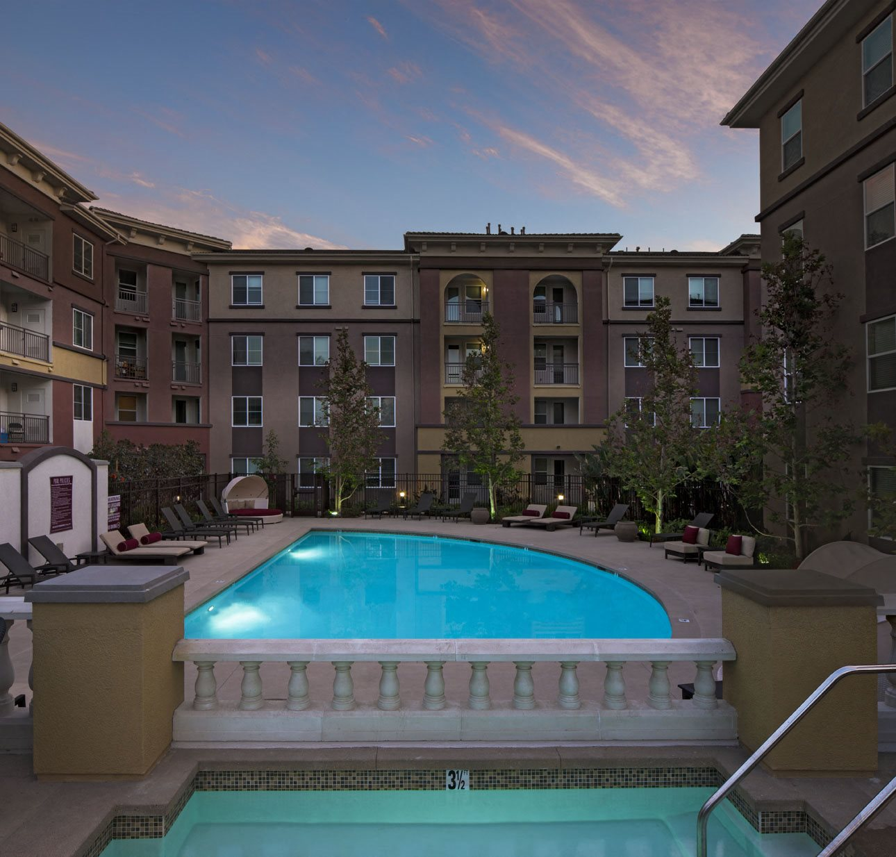 Summit Hills Apartments: Photos And Video Of Oceano At Warner Center In Woodland