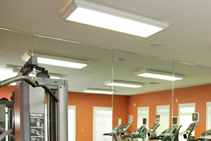 Fitness Center Pebblebrook Apartments Kent, OH