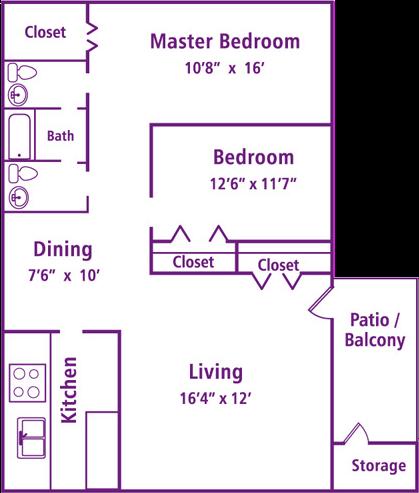 Gateland Floor Plan 6