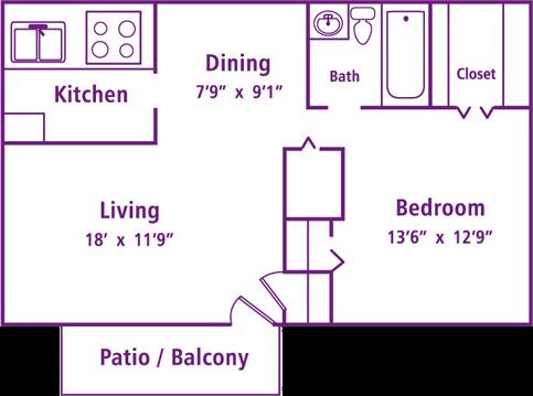 Windamere Floor Plan 1