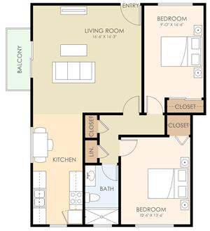 Garwood Apartments Menlo Park