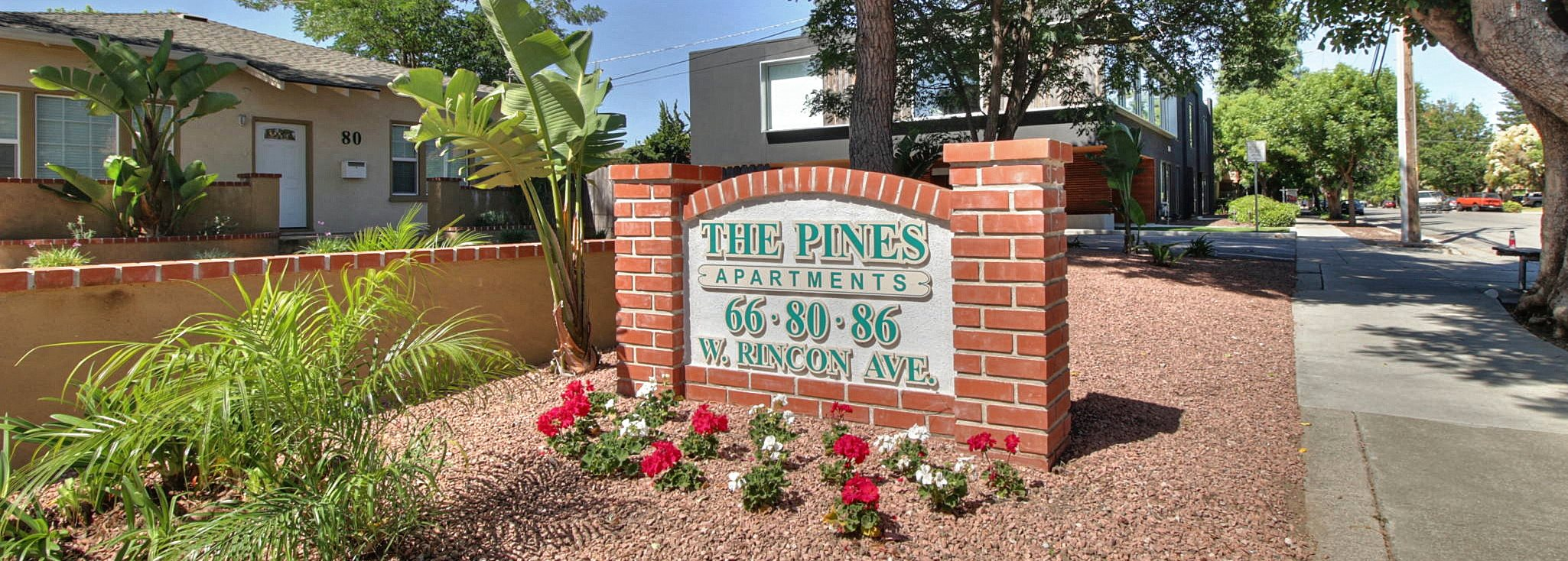 Pines Apartments In Campbell Ca