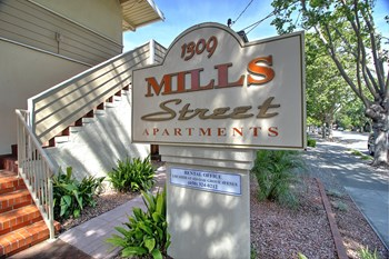 1309 Mills Street Studio-1 Bed Apartment for Rent Photo Gallery 1