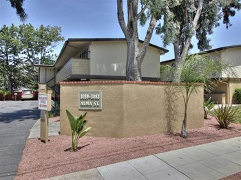 3039 - 3083 Alma Street 1-3 Beds Apartment for Rent Photo Gallery 1