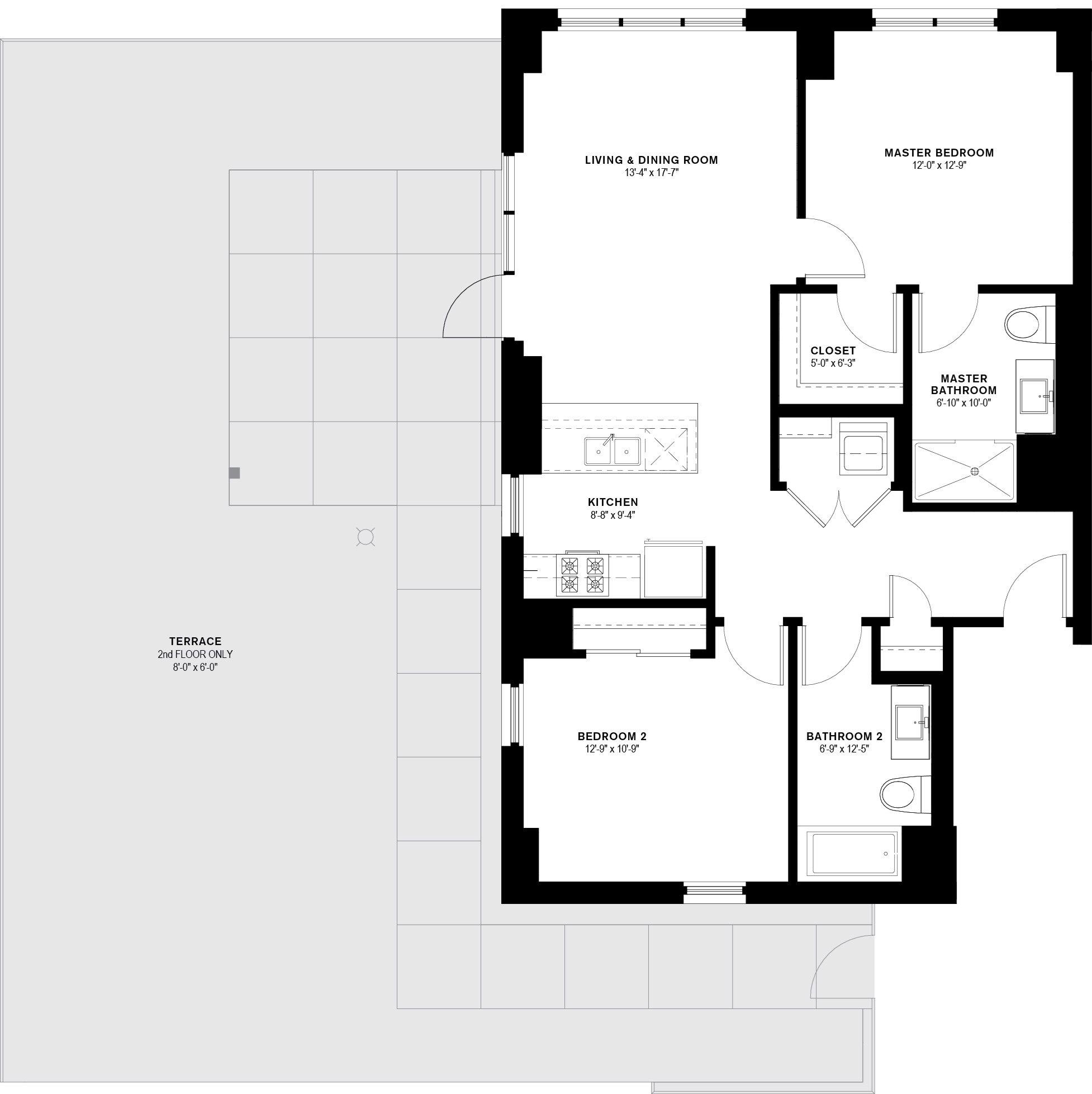 2At Floor Plan 23
