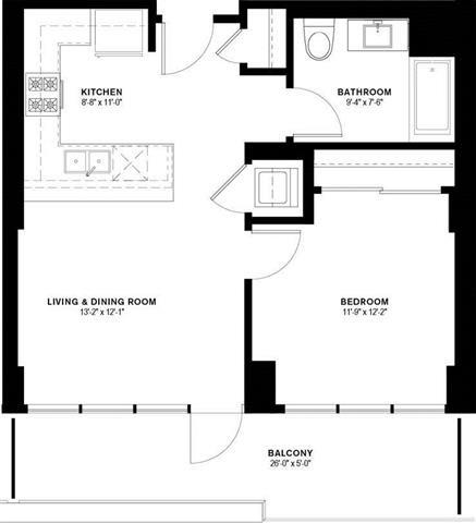 1A Floor Plan 4