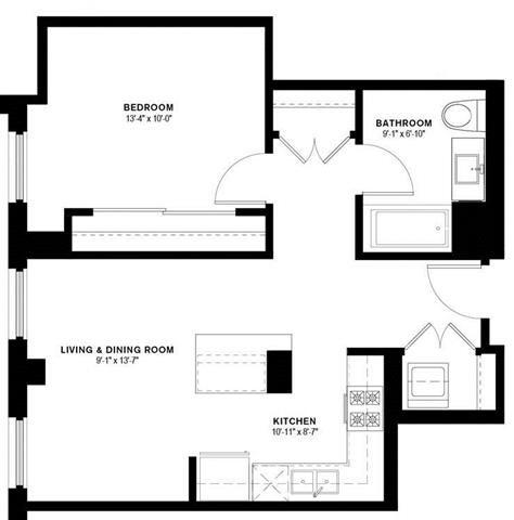 1B Floor Plan 5