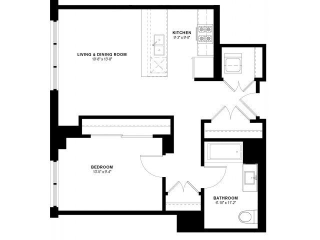 1C Floor Plan 6