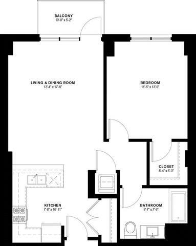 1I Floor Plan 12
