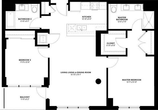 2E Floor Plan 17