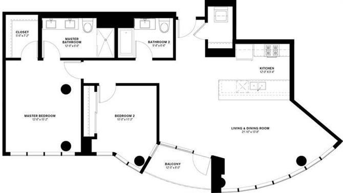 2H Floor Plan 20