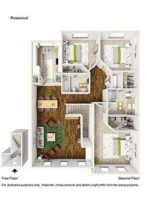 Rosewood Duplex