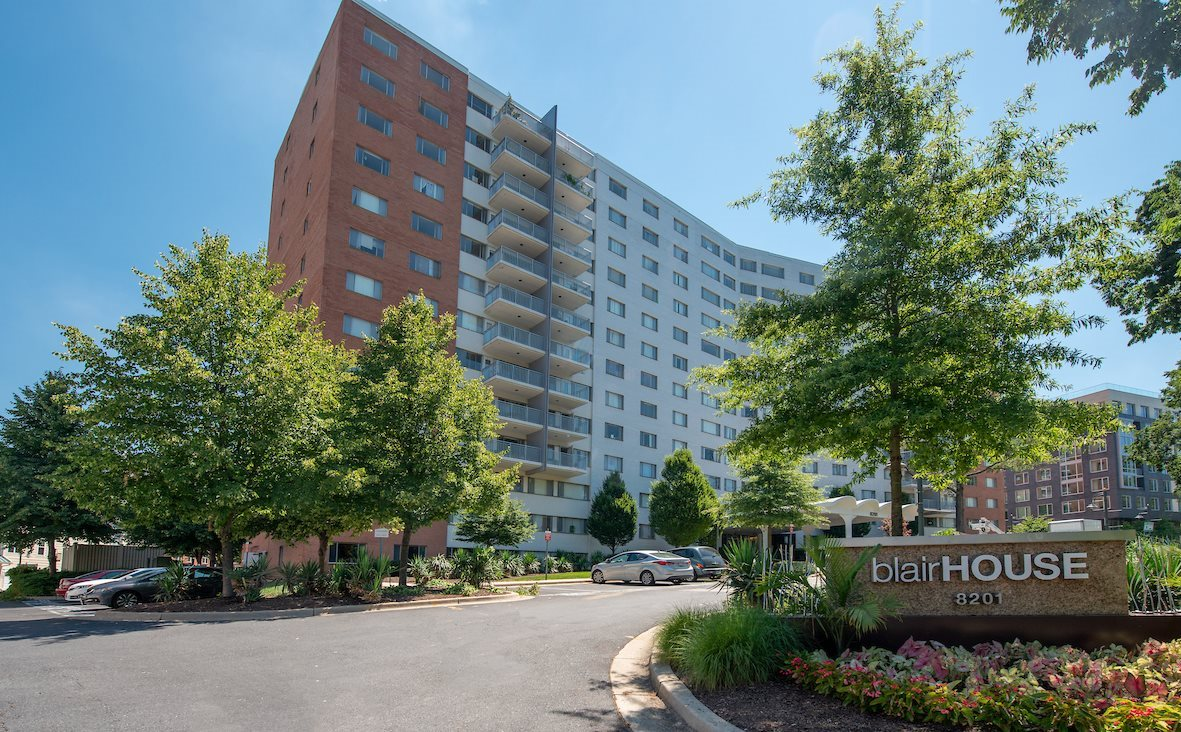 Comfortable Apartments with Thoughtful Amenities at The Blairs, Silver Spring