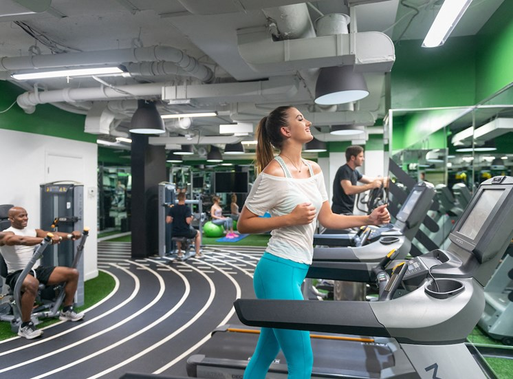 Fitness Center Access at The Blairs, Silver Spring, MD, 20910