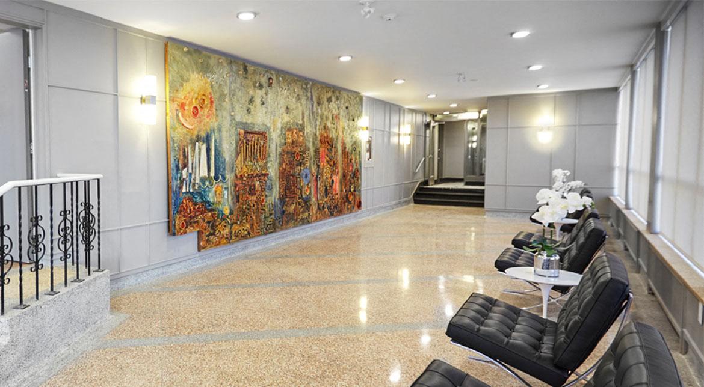Toronto. Akelius Rental Apartment