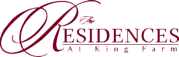 Residences at King Farm logo