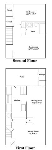 2 Bedroom Plan B