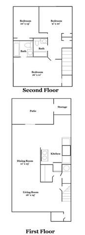 3 Bedroom Plan B