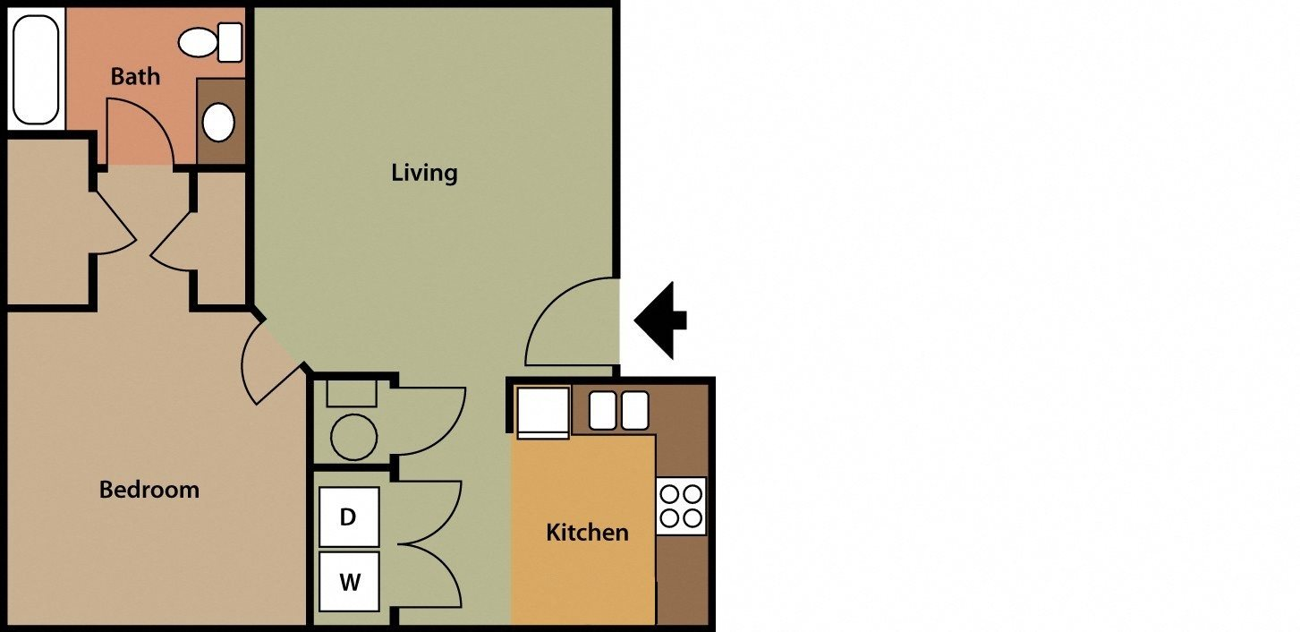 The Bristol Floor Plan 6