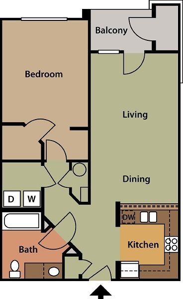 The Stafford Floor Plan 5