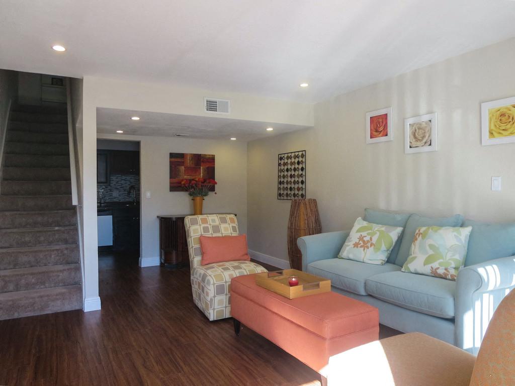 Palmera Pointe Condos Living Room