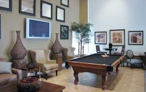 Palmera Pointe Billiard Room