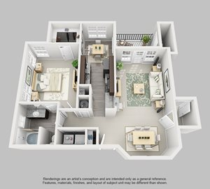 Perimeter Circle Apartment Homes
