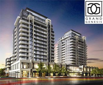 9090 Yonge St, Unit 1501 1 Bed Apartment for Rent Photo Gallery 1