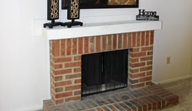 Fireplaces at Apartments in Maryland Heights