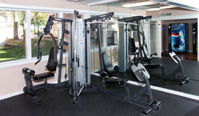 Work out at Apartments in Maryland Heights