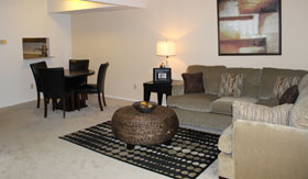 Spacious Floor Plans at Cedar Trace Apartments in Maryland Heights