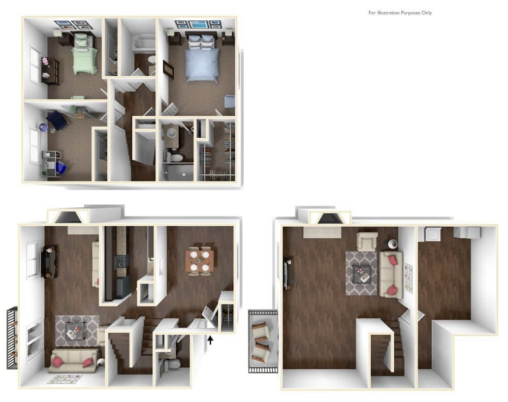 Valencia Floor Plan 7