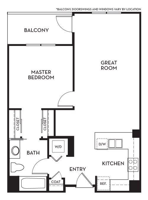 Augusta Floor Plan 1