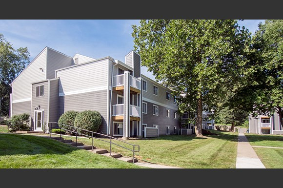 Weston Park Apartments Des Moines