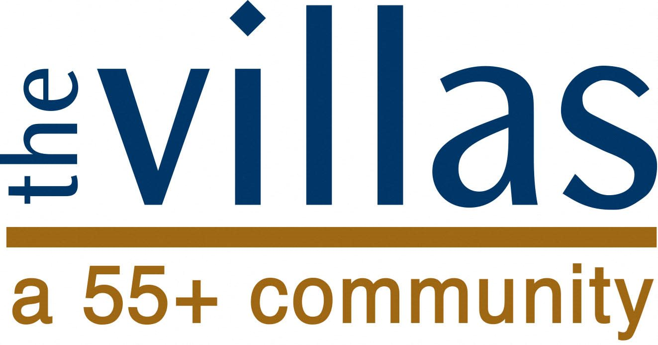 the Villas a 55+ community Property Logo 1