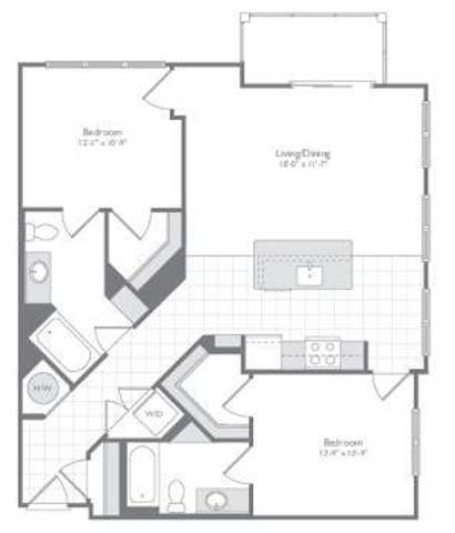 Md odenton flats170 p0233505 new 2bedb31098sf 2 floorplan