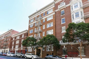 775 Geary Street 1 Bed Apartment for Rent Photo Gallery 1
