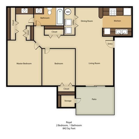 Royal Floor Plan 2