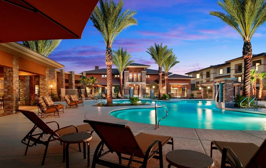 Parcland Crossing Apartments In Chandler Az