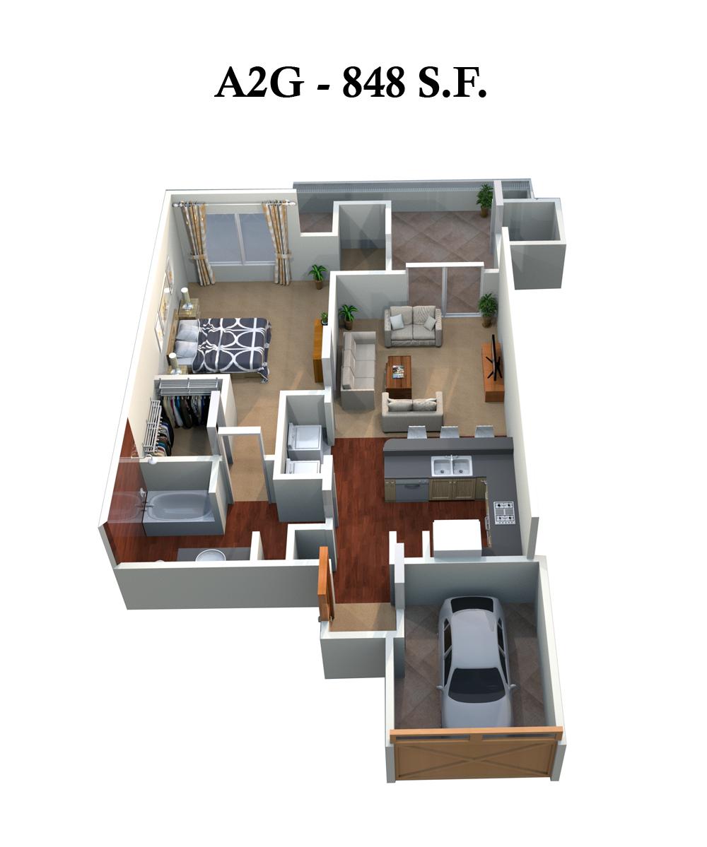 A2G Floor Plan 3