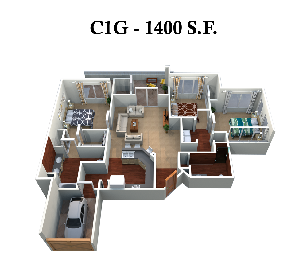 C1G Floor Plan 10