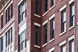 Paramount apartments in Petworth, Washington DC Dunkin Donuts restaurant