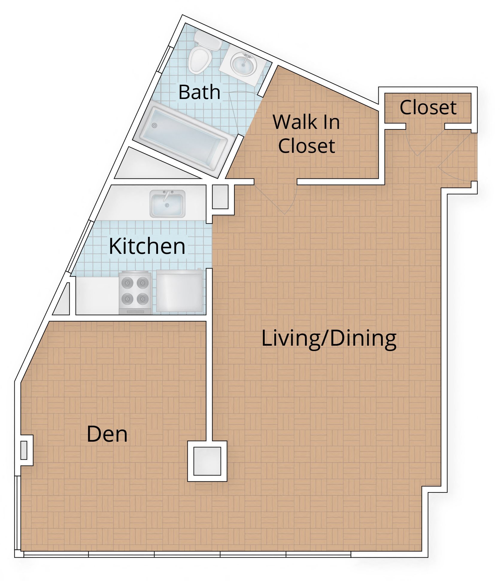Floor plans studio apartments adams morgan 1 bedroom 2 bedroom apartments in dc under 900