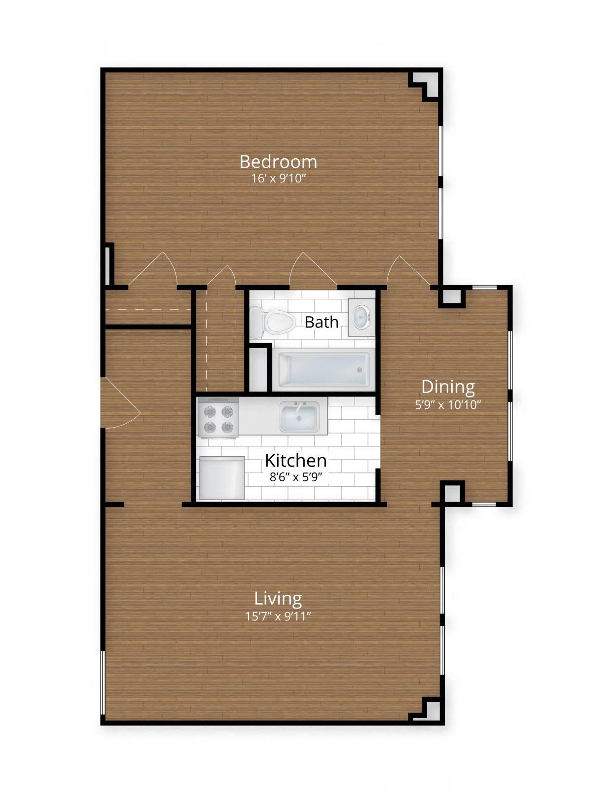 Surprising Floor Plans Studio Apartments Logan Circle 1 Bedroom Download Free Architecture Designs Grimeyleaguecom