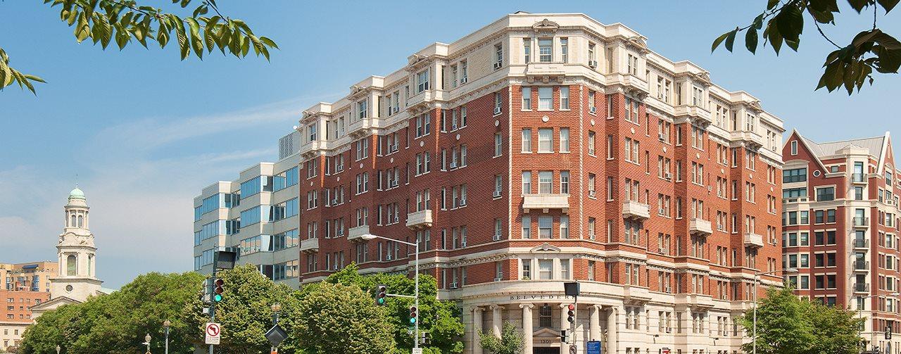 The Belvedere | Logan Circle Apartments