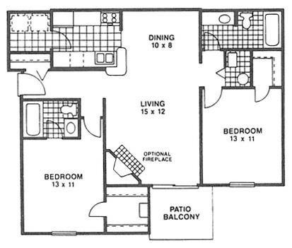 The Preakness Floor Plan 4